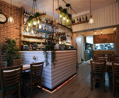 Cutty Sark Cafe, Restaurant & Bar Main Area